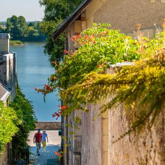 Great Hikes (GR®) Loire valley